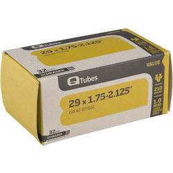 Q-Tubes Values Series Tube (29-inch x 1.75-2.125 Schrader Valve)