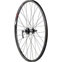 Quality Wheels SRAM 406 6-bolt / Sun SR25 26-inch Front