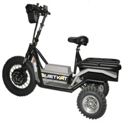 QuietKat Fat Tire 60V Prowler AP