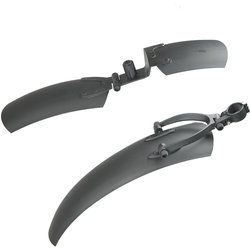 QuietKat Front & Rear Fenders