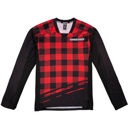Race Face Diffuse Long Sleeve Jersey