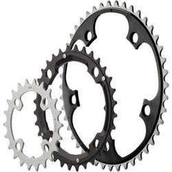 Race Face Evolve Chainring Set, 9-speed