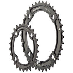 Race Face Turbine 10-Speed Chainring Set, 120mm x 80mm
