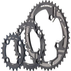 Race Face Turbine 9-Speed Chainring Set, 104mm x 64mm