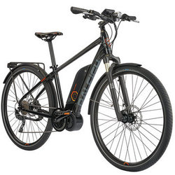 Raleigh Electric Cadent iE Step Over