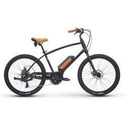 Raleigh Electric Retroglide 2.0 iE Step Over