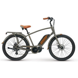 Raleigh Electric Retroglide iE Step Over