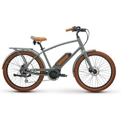 Raleigh Electric Retroglide Royale 2.0 iE Step Over