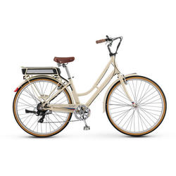 Raleigh Electric Superbe iE Step Thru