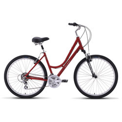 Raleigh Venture 2 Step Thru Comfort Cruiser