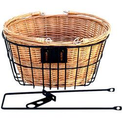 Reid Ladies Classic Wicker Front Basket Kit