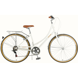 Retrospec Beaumont Step-Thru City Bike 7s