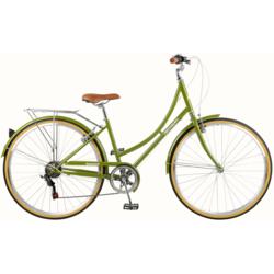 Retrospec Beaumont Step-Thru City Bike 7s