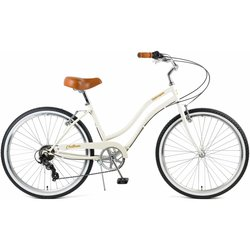 Retrospec Chatham 7-Speed Step-Thru Beach Cruiser
