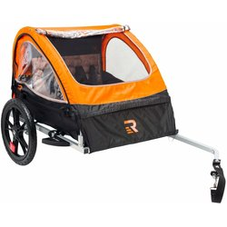 Retrospec Rover Two Passenger Children's Foldable Bike Trailer