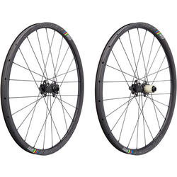 Ritchey WCS Carbon Vantage Wheelset: 27.5-inch Boost Center Lock Tubeless