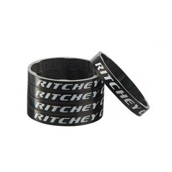 Ritchey WCS Glossy Carbon Headset Spacers 1-1/8-inch 5mm