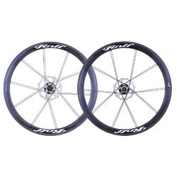 Rolf Prima 4CX Disc Wheelset (Tubular)