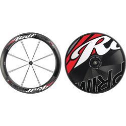 Rolf Prima Carbon TdF58 + Disc Wheelset