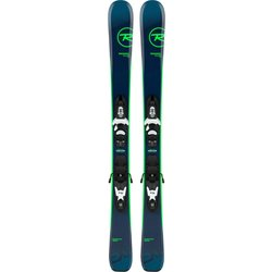 Rossignol Kid's All Mountain Experience Pro + Kid-X 4