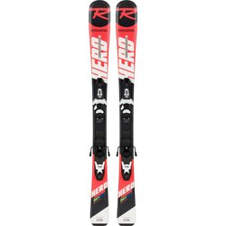 Rossignol Kid's On Piste Hero Jr + Kid-X 4