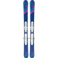 Rossignol Kid's All Mountain Experience W Pro + Kid-X 4
