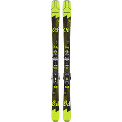 Rossignol Men's All Mountain Skis Experience 84 AI (SPX 12 Konect)