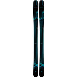 Rossignol Men's All Mountain Skis Experience 88 TI Basalt