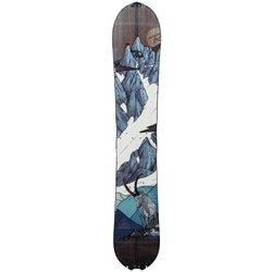 Rossignol Men's Backcountry Snowboard XV Split (With Tail Skin Slots)