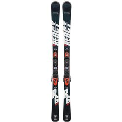 Rossignol Men's On Piste Skis React R6 Compact (Xpress)