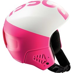 Rossignol Racing Helmet Hero 9 FIS Impacts W w/Chinguard