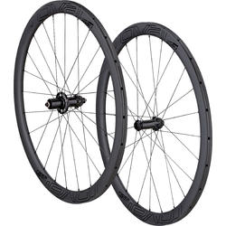 Roval Rapide CLX 40 Disc SCS Tubular Wheelset
