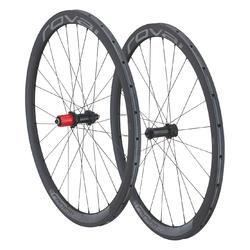 Roval Rapide CLX 40 Disc Tubular Wheelset