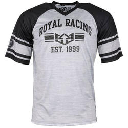 Royal Graduate Short-Sleeve Jersey