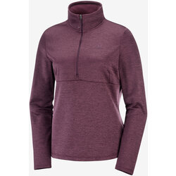 Salomon Women's Transition Half Zip