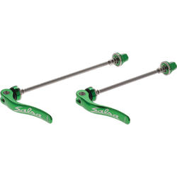 Salsa Flip-Off Titanium Quick-Release Skewers (Front and Rear)