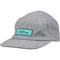 Salsa Script Logo Camp Hat