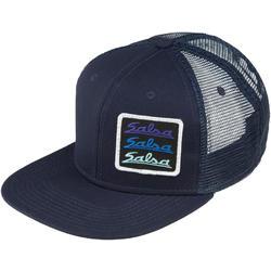 Salsa Triple Script Logo Trucker Hat