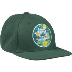 Salsa Tundra Buds Snapback Hat
