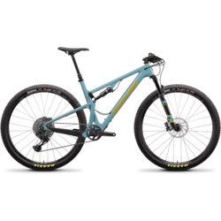 Santa Cruz Blur Carbon C S Trail