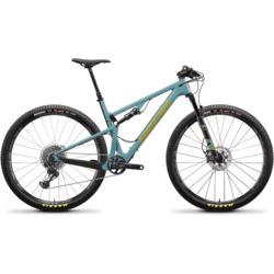 Santa Cruz Blur Carbon CC X01 Trail