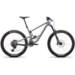 Santa Cruz Bronson Aluminum S-kit