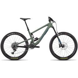 Santa Cruz Bronson Carbon CC X01+