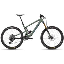 Santa Cruz Bronson CC X01