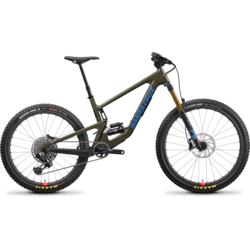 Santa Cruz Bronson CC X01 AXS RSV MX