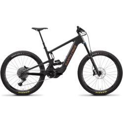 Santa Cruz Heckler 1.0 CC S DEMO