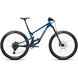 Santa Cruz Hightower Aluminum D