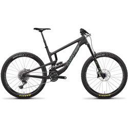 Santa Cruz Nomad Carbon CC X01