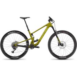 Santa Cruz Tallboy Carbon CC XO1