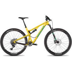 Santa Cruz Tallboy CC X01